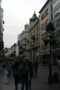 Calle Kneza Mihaila Budapest