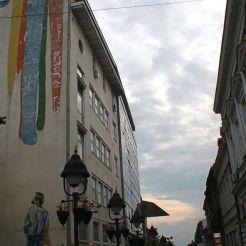 Calle Kneza Mihaila Budapes