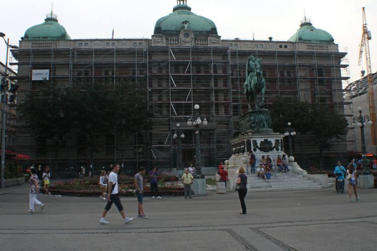 Museo Nacional de Belgrado