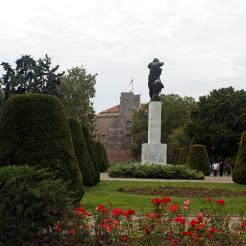 Kalemegdan Belgrado