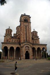 Iglesia de San Marcos Belgrado