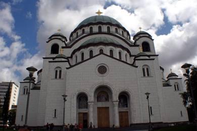 Templo de San Sava Belgrado