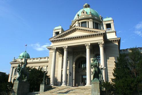 Parlamento de Belgrado