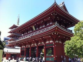 Templo Sensoji