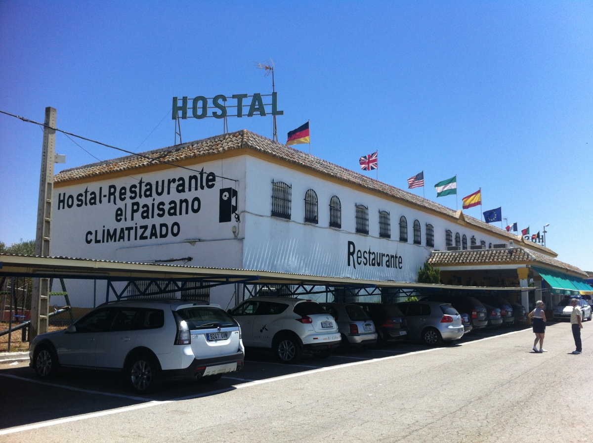 Hostal Restaurante El Paisano (Nacional IV)