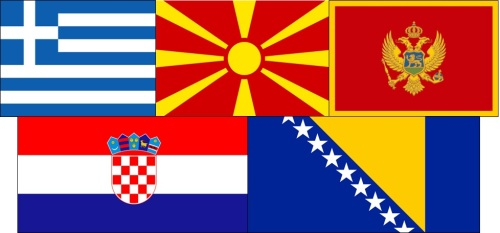 ruta balcanes