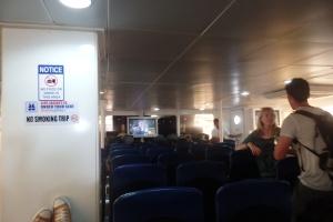 Ferry Lomprayah Koh Tao Chumphon
