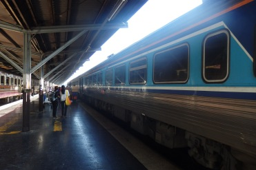 Tren a Chiang Mai