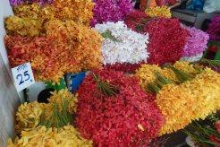 Mercado de las flores, Bangkok