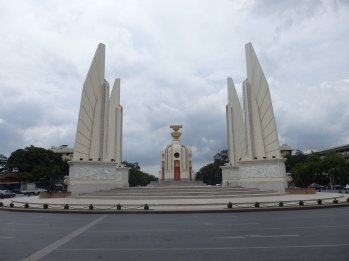 Monumento a la Democracia, Bangkok