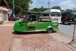 Tuc tuc de Ayutthaya