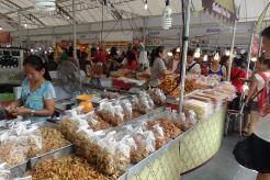 Feria de comida tailandesa Bangkok