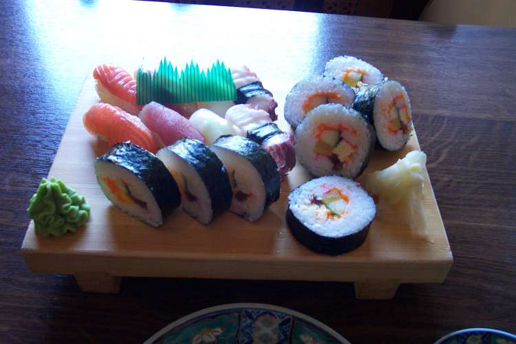 Sushi Ámsterdam