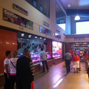 Mercado Municipal de Abastos de Chiclana de la Frontera