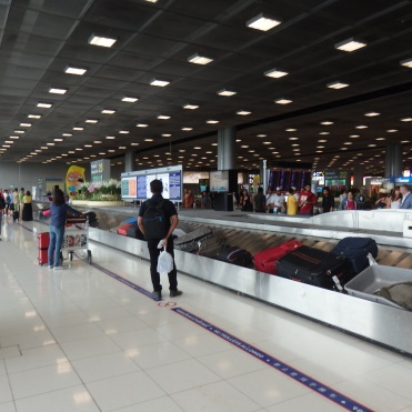 Aeropuerto Internacional de Suvarnabhumi