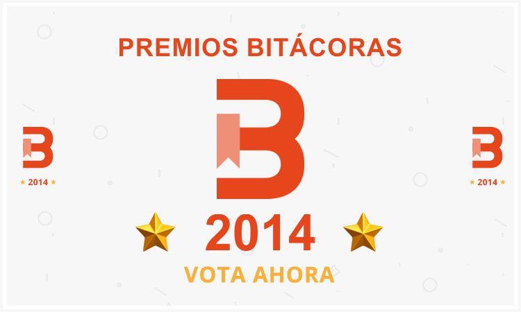 Premios Bitacoras - Votame!