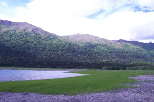 Lago Eklutna