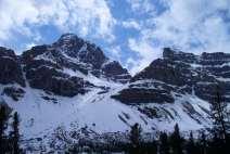 Camino al Parque Nacional Jasper