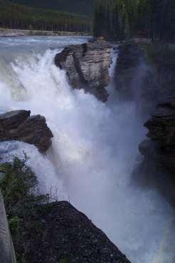Catarata Athabasca