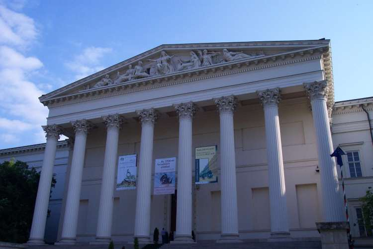 Museo Nacional de Hungria