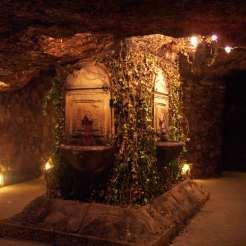 Laberinto del Castillo de Buda