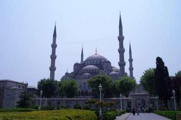 Estambul - Mezquita Azul