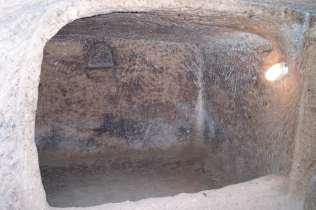 Ciudad subterránea de Derinkuyu