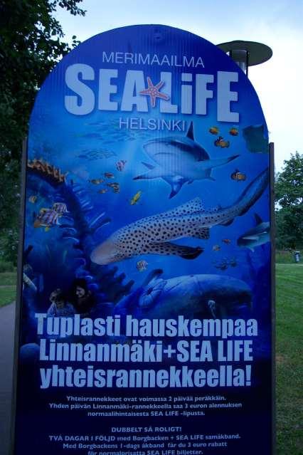 Sea Life Helsinki