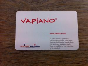 Vapiano - Tallin