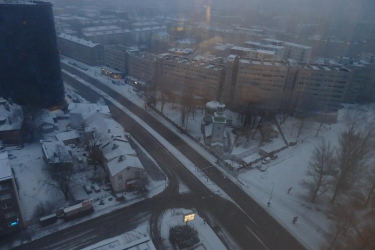 Vista desde el Hotel - Tallín