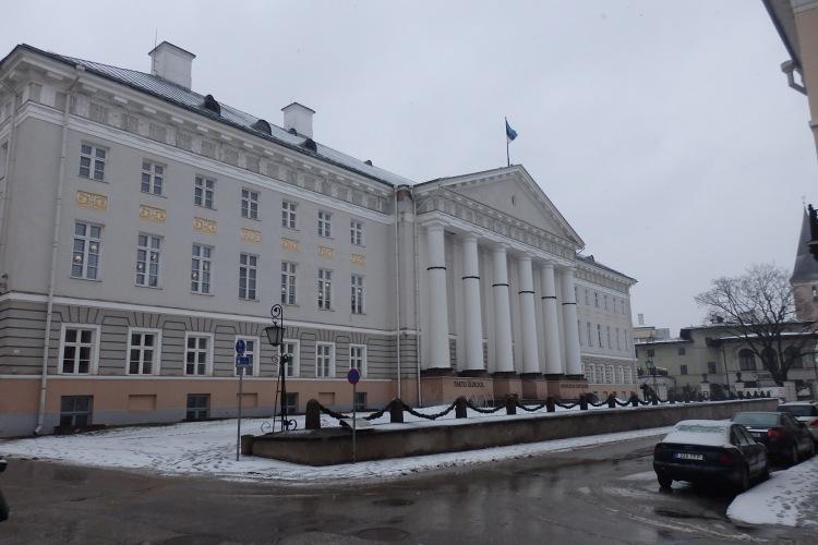 Universidad de Tartü - Estonia
