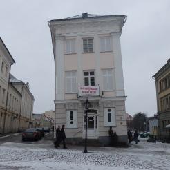 Plaza Raekoja - Tartü