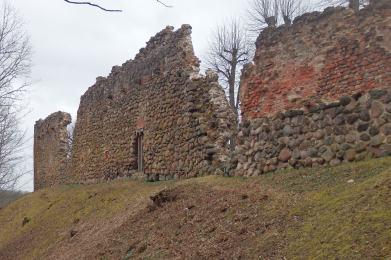 Castillo de Viljandi