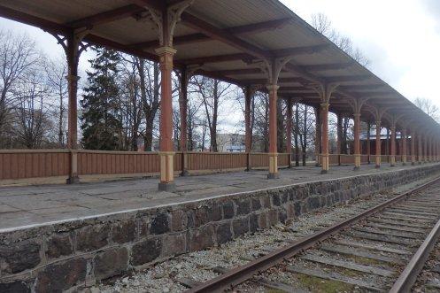 Estación de tren de Haapsalu