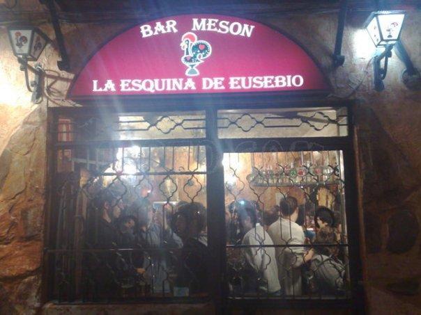 La esquina de Eusebio