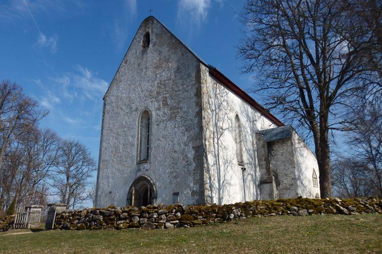 Karja Church