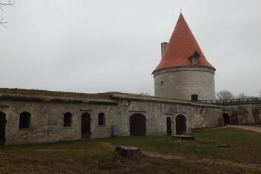 Castillo de Kuressaare