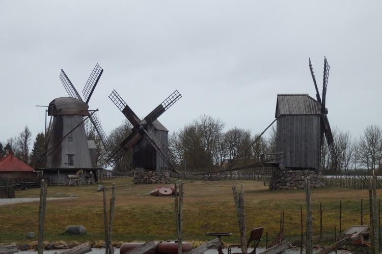 Karja windmills
