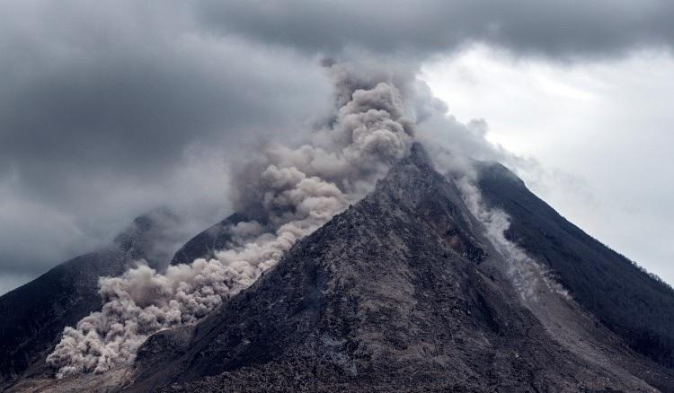 Volcán Raung