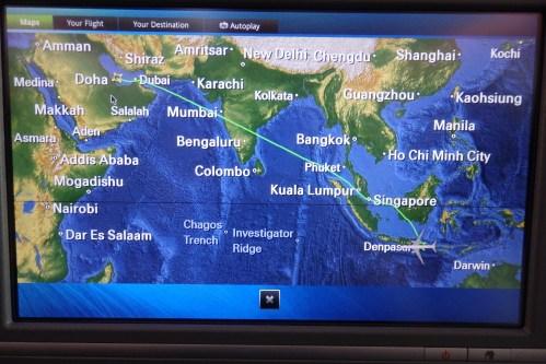 Vuelo a Bali