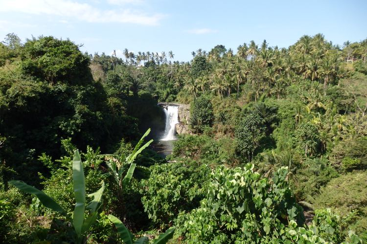 Tenungan Waterfall