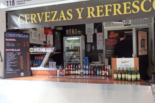 Cervezas y refrescos