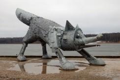 zorro hierro