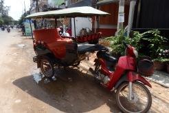 Transporte por antonomasia del sudeste asiático.