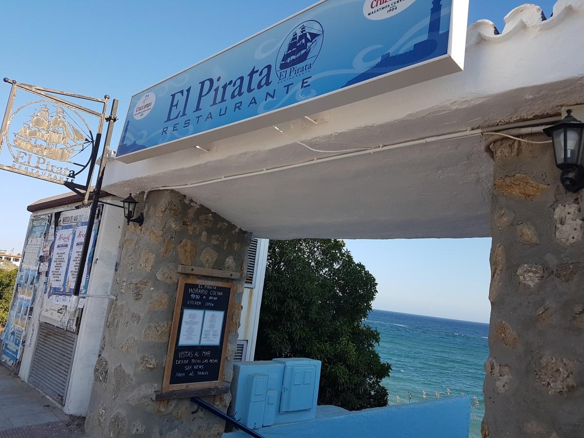 Restaurante el Pirata (Caños de Meca)