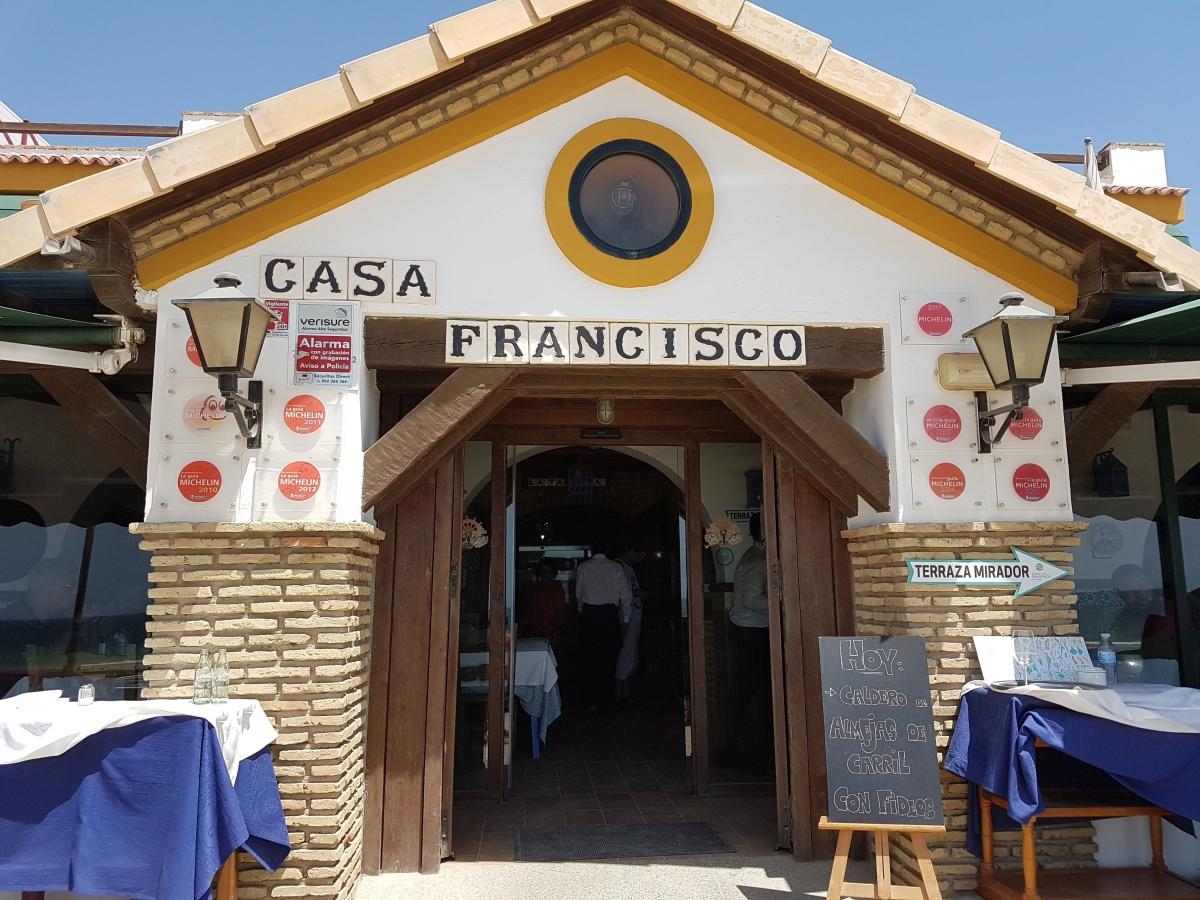 Restaurante Casa Francisco (El Palmar)
