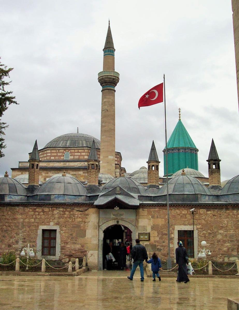 Un día en Konya.